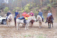 Our last campout and trail ride for the season