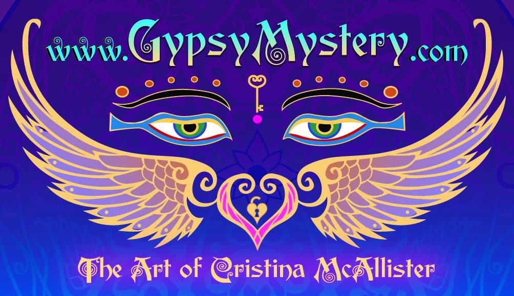 Gypsy Mystery Symbol Spotlight Winged Heart