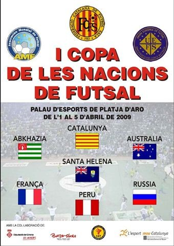 I Copa de las Naciones 2009
