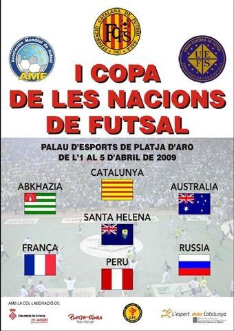 I Copa de las Naciones 2009
