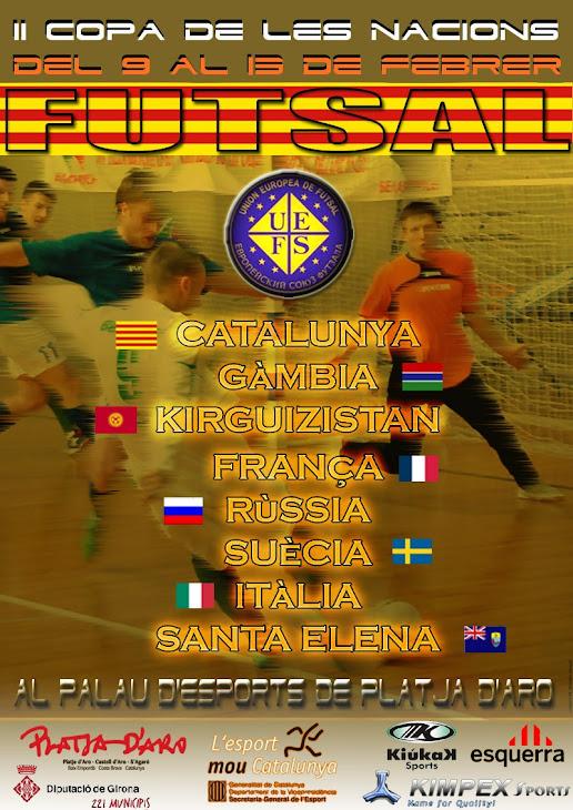 II Copa de las Naciones 2011