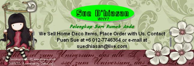 Sue D'hiasan-Why?