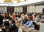 In the audience at the 10th Zhejiang Investment & Trade Symposium