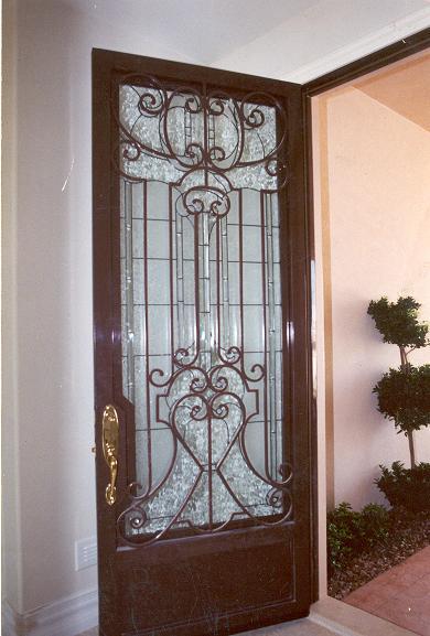 Herreria art stica hern ndez dale click en entradas for Puertas de herreria artistica