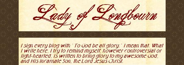 Lady of Longbourn