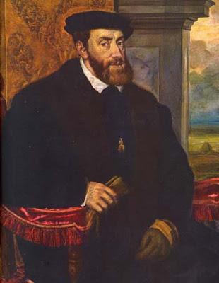 Carlos I de España y V del Sacro Imperio Romano Germánico