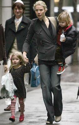 Foto de Gwyneth Paltrow con sus hijos