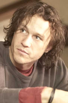 Seriedad de Heath Ledger