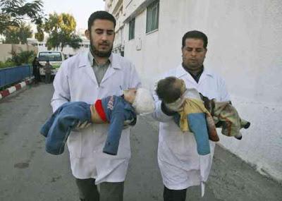 Guerra en Palestina