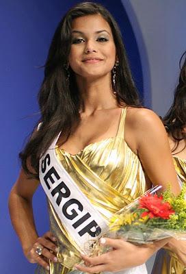 Modelo Mariana Bridi