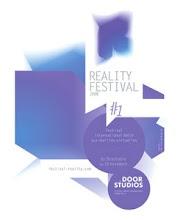 REALITY FESTIVAL. Premier Festival d'art International dedié aux réalités virtuelles