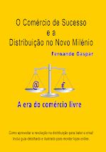 Livro sobre Comércio e Distribuição