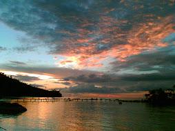 Sunset Nan Pesona