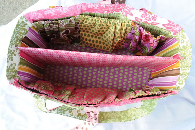 sew a diaper bag