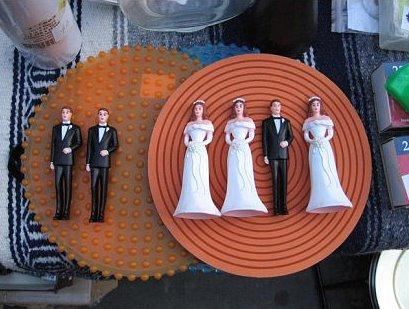 Photo NY Mormon Wedding