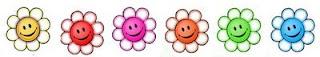 flores2 Jogo da velha. para crianças