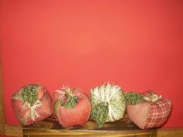 Conjunto maçãs (quatro)