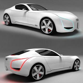 Audi Concept Car - D7 Sport
