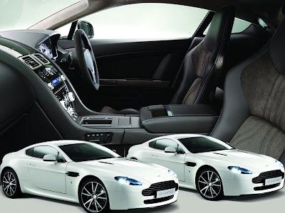 2011 Aston Martin Sports Cars V8 Vantage N420