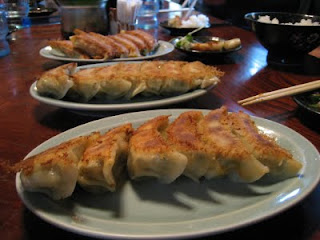Photo of gyoza in Hakone, Japan