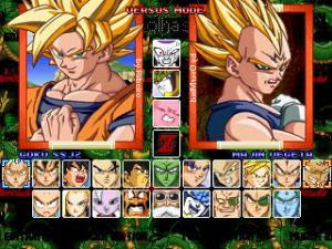 descargar naruto vs dragon ball z mugen