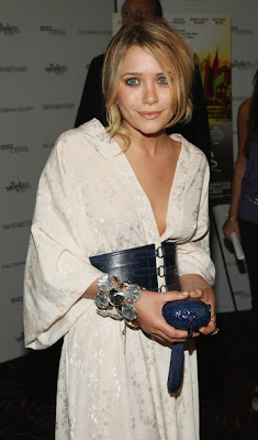 Mary-Kate Olsen Bangle Bracelet