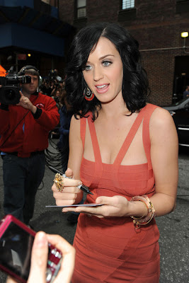 Katy Perry Cocktail Ring