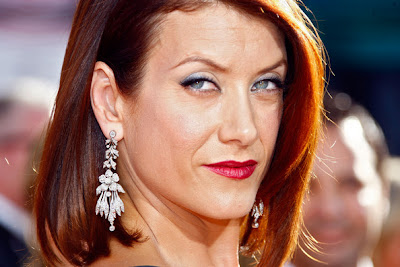 Kate Walsh Diamond Chandelier Earrings