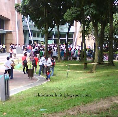 pintu masuk pc fair klcc