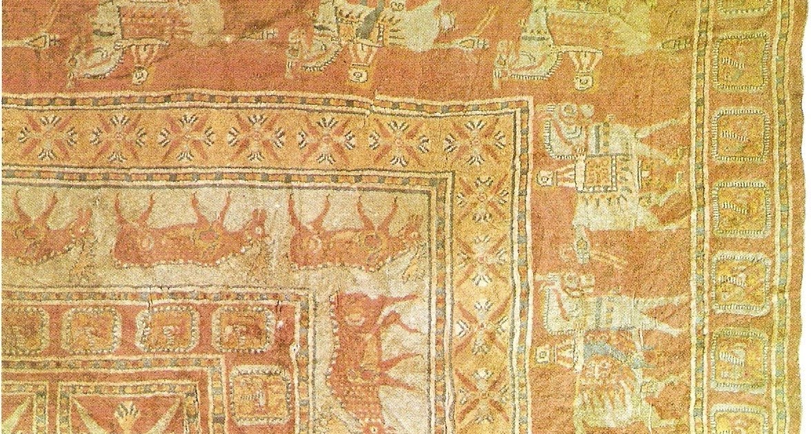 Restaurata alfombras orientales introducci n hist rica - Alfombras orientales ...