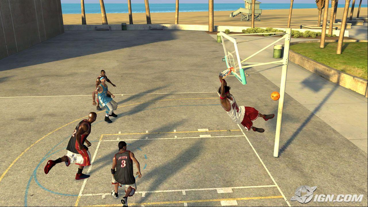 Gerçek NBA Maçı Oyunu