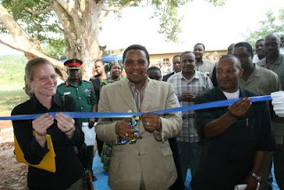 OFFICIAL OPENING OF MUHEZA HIGH SCHOOL