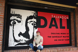 Con Salvador Dal