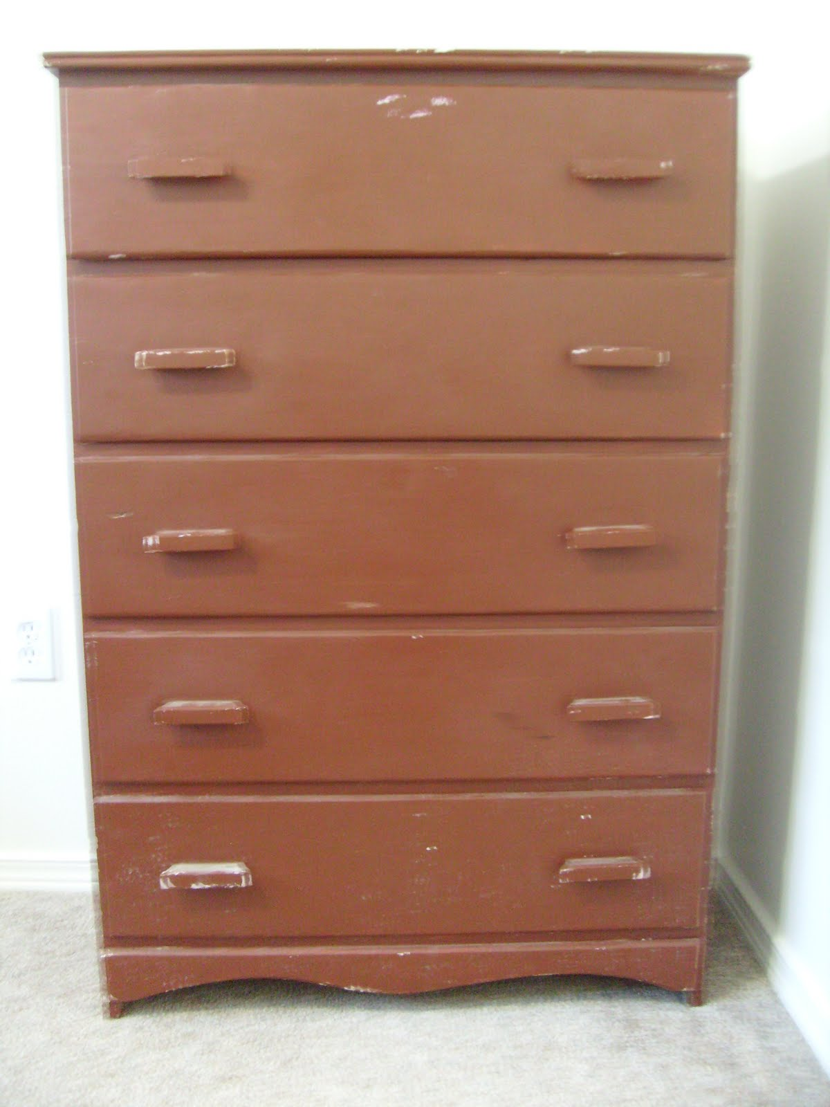 Before After Dresser Makeover Create Enjoy