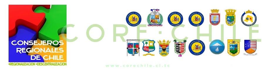 Consejeros Regionales de Chile