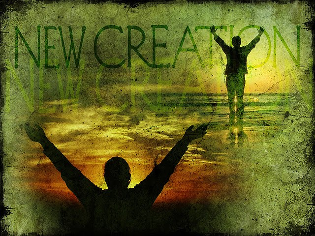 Nikos: A New Year\'s Bible Verse - New Creation