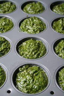 7 Surprising Foods You Can Put in the Freezer: Some Pesto to Freeze