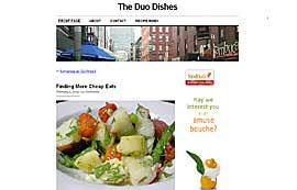 The Duo Dishes
