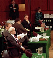 Senator McCain and Ethics Investigation