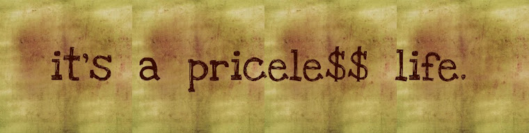 It's a Priceless Life