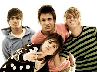 Fotos da Banda Restart6