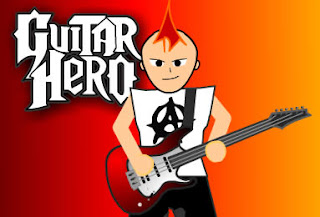 Como jogar Guitar Hero Online