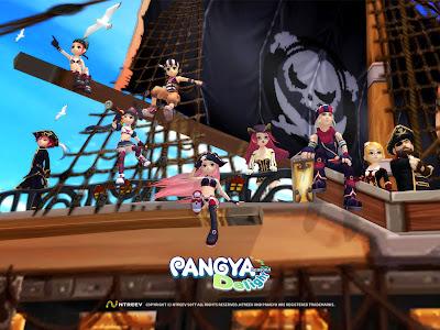 Papel de parede Pangya 3