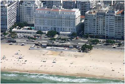 Cartões Postais do Rio de Janeiro - Copacabana Palace