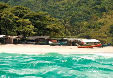 Lista das melhores Praias do Brasil