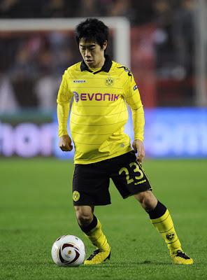 Shinji Kagawa - Videos de Gols e Fotos 3