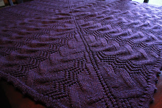 KNITTED BLANKET SQUARES PATTERN Free Knitting and Crochet Patterns