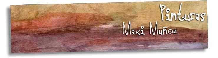 Maxi Muñoz - PINTURAS - (paintings)
