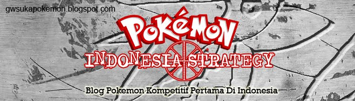 Pokmon Indonesia Strategy