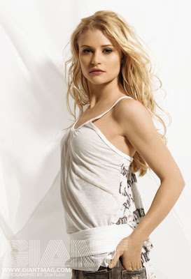 Emilie de Ravin Pictures from Giant Magazine